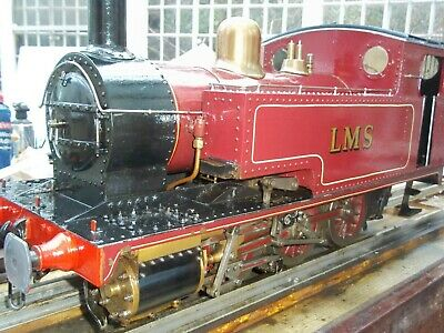 Live Steam Locomotive...5   Butch  Excellent Build-with Fed. History--detail   • 3,295£