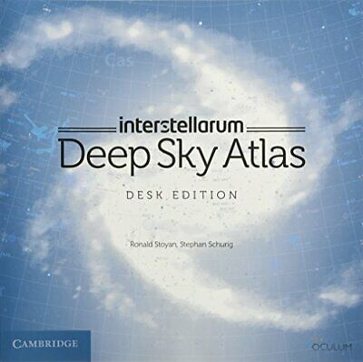 Interstellarum Deep Sky Atlas Desk Edition • 69.05£