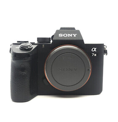 $ CDN2452.55 • Buy Pre-Owned Sony A7 III Camera Body (C6123A)