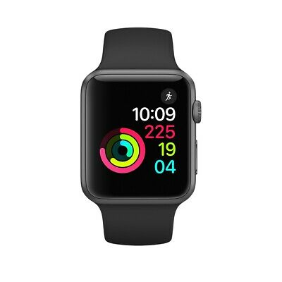 $ CDN91.46 • Buy Refurbished Apple Watch Series 1 38mm, 42mm No ICloud Account Ready To Use