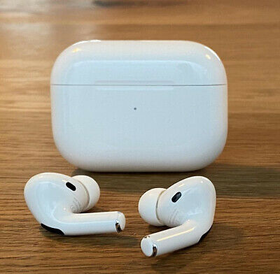AU133.98 • Buy Apple AirPods Pro - Bluetooth In-Ear Headphones With Wireless Charging Case