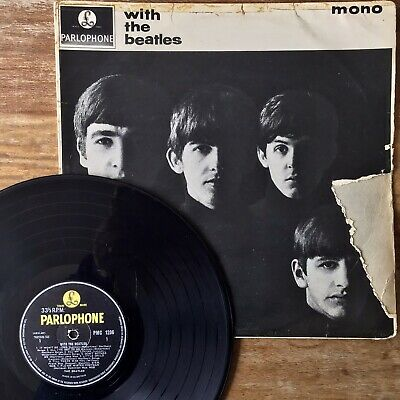 £34.99 • Buy The Beatles ~ With The Beatles (Parlophone PMC 1206) 1963 2nd Vinyl Press