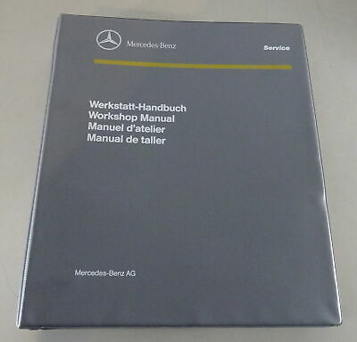 $ CDN597.75 • Buy Workshop Manual Mercedes G-Wagon W460 240 GD / 300 GD Shoe Vehicle 4x4