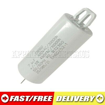 AU27.95 • Buy Fisher & Paykel Dryer 7uf Capacitor P/n 427906p Replaces 427616 Quality Part