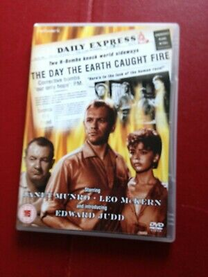 £3.99 • Buy  The Day The Earth Caught Fire (DVD, 2009) Network - Janet Munro