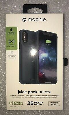 AU60 • Buy Mophie Juice Pack Access 2000mAh Wireless Battery Case For IPhone X, IPhone XS