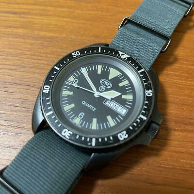 $ CDN1936.98 • Buy CWC Vintage Royal Army British Military Watch British Special Air Service