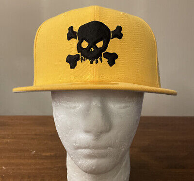 $ CDN124.97 • Buy Supreme/ New Era Skull Hat Yellow/ Size 7 1/4 Ss21 Week 8 (in Hand) Authentic