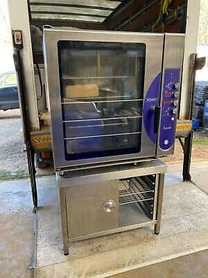 £1500 • Buy Hobart Bonnet Equator 10 Grid Combi Electric Steam Convection Oven + Stand