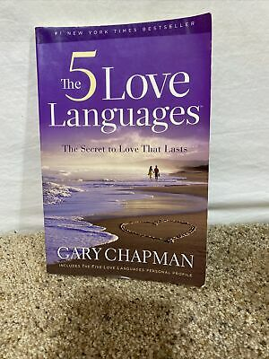 AU6.44 • Buy The 5 Love Languages: The Secret To Love That Lasts By Gary Chapman (2010,...