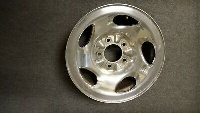 $95 • Buy 1995-2003 Ford F-150 Expedition OEM Wheel  RIM 16  INCH POLISHED ALLOY SINGLE