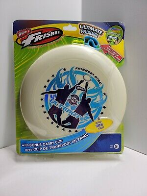 £9.42 • Buy WHAM-O Frisbee 175g Ultimate Sports Disc White NEW IN PACKAGING