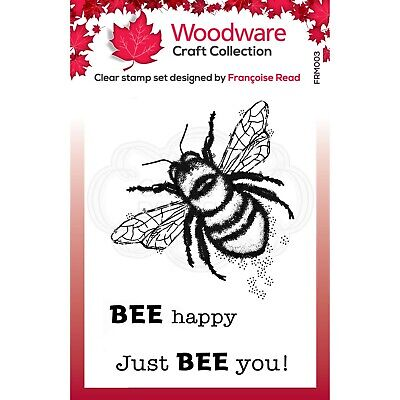 £3.49 • Buy LITTLE BEE - Mini Clear Magic Stamps - Woodware