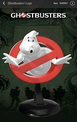 $325 • Buy Veve NFT - Ghostbusters Logo 'Mooglie' - RARE - Only 2400 Minted!