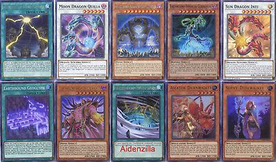 Yugioh Earthbound Immortal Inca Deck - Ccapac Apu Ccarayhua Ascator Supay • 41.77£