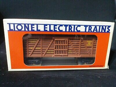 $20 • Buy Lionel Electric Trains 0/027 Gauge Southern Pacific Stock Car 6-16130