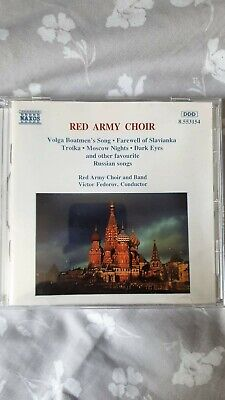 £3.19 • Buy The Red Army Choir - Russian Favourites (2002)