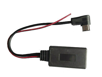 $11.83 • Buy Bluetooth Adapter Cable For Pioneer Headunit Aux IP-BUS Wire Lead MA1938