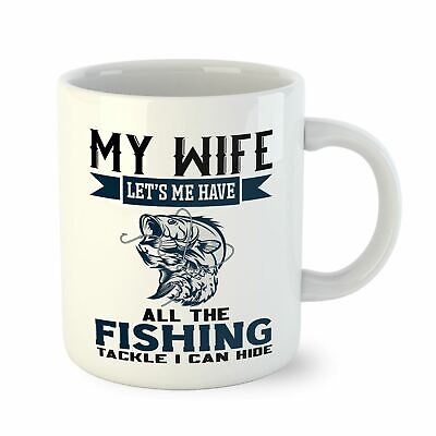 Great For Birthday Christmas Anniversary Fathers Day Dad Son Grandad Uncle Personalised Fishing Fisherman Coaster Angling Rod Novelty Drinks Present For Him Fisherman Gifts For Men