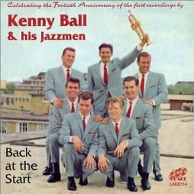 £12.99 • Buy Kenny Ball & His Jazzmen - Back At The Start CD : NEW & FACTORY SEALED