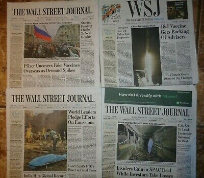 $10 • Buy The Wall Street Journal Newspapers