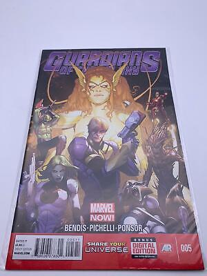 £16.95 • Buy Comic Book💎Guardians Of The Galaxy💎Issue 005🌟Marvel: July 31, 2013🌟Sleeved