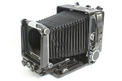 £499.97 • Buy Wista 45 Large Format Film Camera With Bellows And View Finder