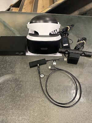 AU259 • Buy Sony PlayStation 4 / PS4 VR Headset With Camera ##241452