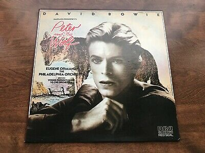 £4.25 • Buy David Bowie Peter And The Wolf Rca Limited Edition Green Transparent Vinyl Ex/ex