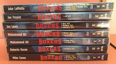 £14.99 • Buy DeAgostini Boxers Undisputed DVD Collection 7 DVD Bundle Inc Mike Tyson + More