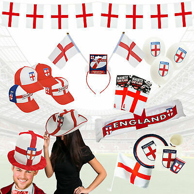 £14.95 • Buy England Football Euro 2020 2021 Flag Bunting Street Party Garland St Georges Day
