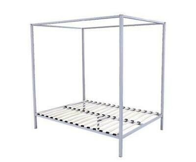 AU399.95 • Buy 4 Four Poster Queen Bed Frame