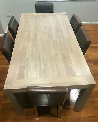 AU850 • Buy Freedom Furniture - Urban Extension Dining Table - Seats 8 To 10