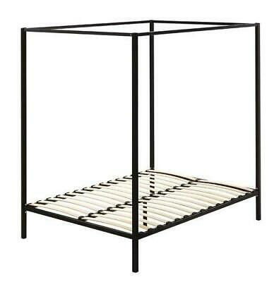 AU349.95 • Buy 4 Four Poster Queen Bed Frame