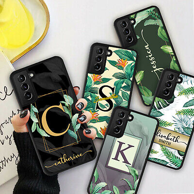£5.98 • Buy PERSONALISED TROPICAL LEAF Phone Hard Case Cover For IPhone 7 8 11 12 13 Pro Max
