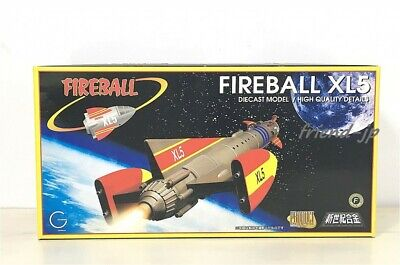 £217.29 • Buy Gerry Anderson FIREBALL XL5 Diecast Model SuperMarionation By Ahoshima Rare