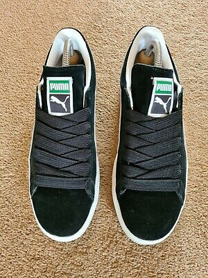 £35 • Buy Puma Suede UK8 Trainers - Casuals Hiphop Bboy Hipster Clyde States Basket