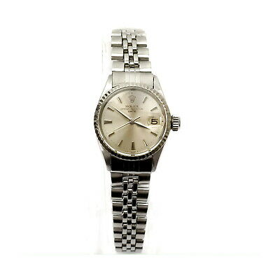 AU1706.48 • Buy Rolex Watch  Ref.6517 Oyster Perpetual Date 18K Bezel Luxury 712373
