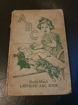£45 • Buy Rare Vintage Ladybird Book Uncle Mac's ABC Book 1st Edition?