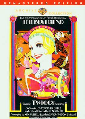 £19.99 • Buy The Boy Friend (1971) Ken Russell | Twiggy | Remastered | New | Sealed | DVD