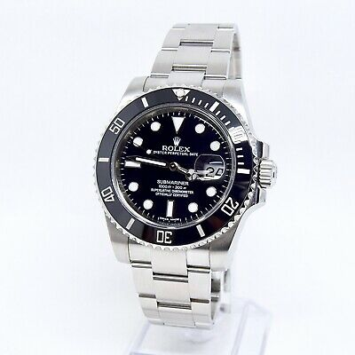 $ CDN17696.23 • Buy Rolex Submariner 116610LN Box And Papers 2014 40mm Discontinued