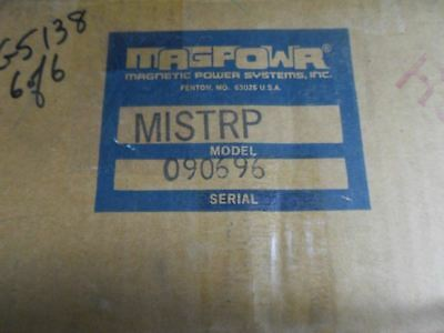 $894.80 • Buy (L23) 1 Magpowr MISTRP Tension Controller