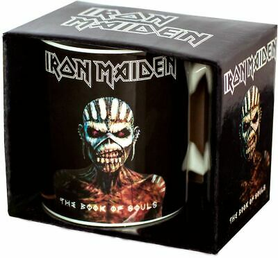 £14.99 • Buy  Official Iron Maiden Mug The Book Of Souls  - New