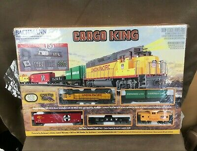 $ CDN121.32 • Buy Bachman Cargo King HO Scale Train Set In Unopened Slightly Damaged Box
