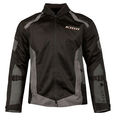 $ CDN426.31 • Buy KLIM Induction Stealth Black Motorcycle Jacket - New! Free Shipping!