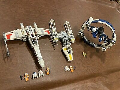 £206.43 • Buy 3 Lego Star Wars Ships (7661, 7658, And 9493)
