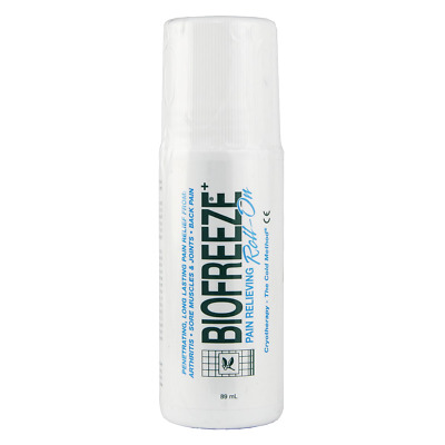 £8.40 • Buy Biofreeze Pain Relieving Gel Roll On - 89ml