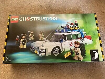 LEGO Ghostbusters Ecto-1 (21108) • 62.66£