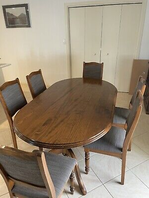 AU250 • Buy Dining Table - 6 Seater