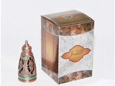 £10 • Buy OUDH JAMAL 12ml Concentrated Fragrance Oil (NON ALCOHOLIC) - UNBOXED